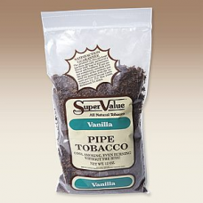 Super Value Pipe Tob. Vanilla/12oz.