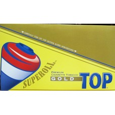TOP SUPEROLL GOLD LIGHT POUCH/12