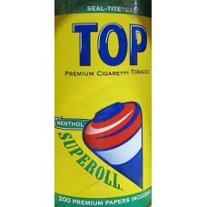 TOP SUPEROLL MENTHOL/CAN 3.5 oz