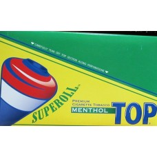 TOP SUPEROLL MENTHOL PCH/12