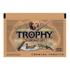 TROPHY CHEWING TOB./12-8oz.