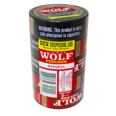 TIMBER WOLF NAT Pouches/10-99c