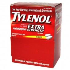 TYLENOL EXTRA STRENGTH 30/2'S