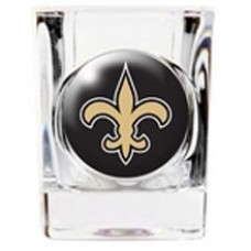 NFL 2oz. SQUARE SHOT GLASS