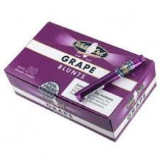 WHITE OWL GRAPE BLUNT BOX /50