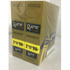 Game 2 for 99 cents/30 pouches GOLD (HONEY)