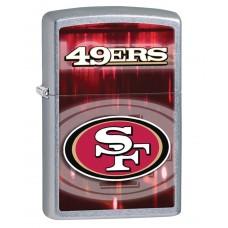 ZIPPO NFL 49ERS 28610/ $27.95