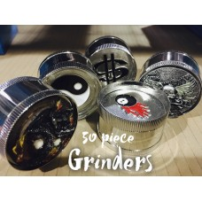 ASSORTED GRINDER JAR / 50ct