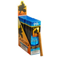 ACID BLUE PREM. CIGARILLOS $.99 / 10