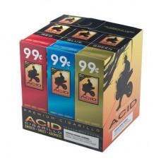 ACID PREM. CIGARILLOS COMBO 3-10pk 99c