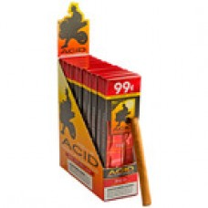 ACID RED PREM. CIGARILLOS $.99 / 10