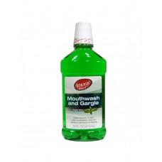 AMORAY Mouth Wash Fresh Mint 16oz/12