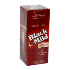 BLACK & MILD APPLE / 25