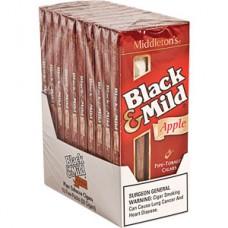 BLACK & MILD APPLE 10/5