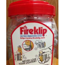 FIREKLIP on the Cigarette Box/50