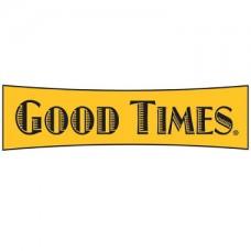 GOOD TIMES- FLAT WRAP