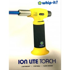 WHIP-IT! Ion Lite Torch Yellow/Black Rubberized
