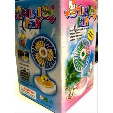 MINI FAN & CARTOON LAMP / 1
