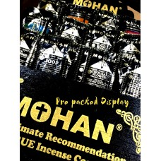 MOHAN INCENSE PRE PACKED DISPLAY