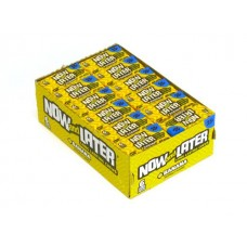 NOW & LATER  BANANA /24-6pc