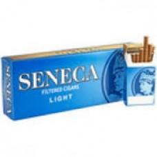 SENECA FILTERED CIGARS LIGHT (BLUE)
