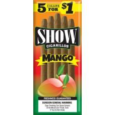 SHOW CIG MANGO/15-5FOR$1