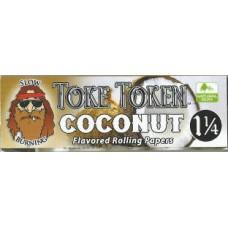 TOKE TOKEN BOOK/24 COCONUT