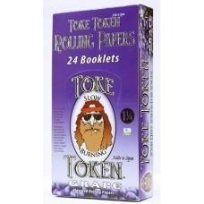 TOKE TOKEN BOOK/24 GRAPE