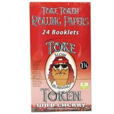 TOKE TOKEN Wild Cherry/24
