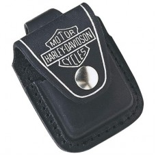 ZIPPO HARLEY-DAVIDSON LEATHER POUCH