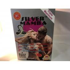 SILVER MAMBA / 24ct