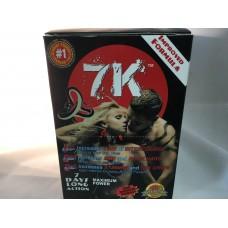 7K 3-D BLACK BOX / 24ct