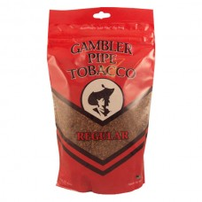 GAMBLER REGULAR PIPE TOB./6oz.