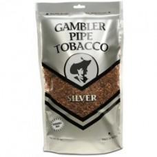 GAMBLER Pipe Tobacco Silver/16oz.