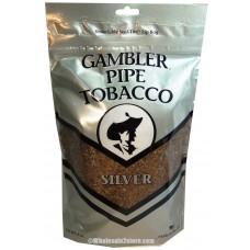 GAMBLER Pipe Tobacco Silver/6oz.