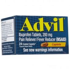 ADVIL CAPLETS 24's / 6