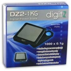 DIGITZ DZ2-1KG SCALE 1000 x 0.1g