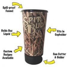 Shadow Mossy Oak Spit Bud w/ Can Cutter / 1