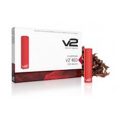 V2 E-CIG RED 18 CARTRIDGE/5-5pk