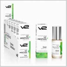 V2 E-LIQUID MENTHOL 1.8% nic./6-15ml