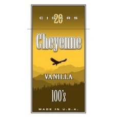 CHEYENNE BIG CIGAR VANILLA