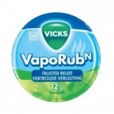 VICKS VAPORUB 12g/12