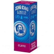 ZIG-ZAG LIQUID CLOVE 1.8%/6pk