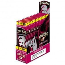 ZIG ZAG Cigarillos DragonBerry15-3 for 99c (24)