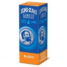 ZIG-ZAG LIQUID MANGO 1.8%/6pk