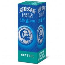 ZIG-ZAG LIQUID MENTHOL 1.8%/6pk