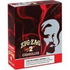 ZIG-ZAG Cigarillos Strawberry/15-3 for 99c (24)