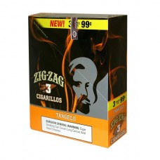 ZIG ZAG Cigarillos Tangelo/ 15-3 for 99c (24)